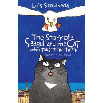 THE STORY OF A SEAGULL AND THE CAT WHO T