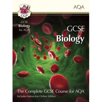 GCSE BIOLOGY FOR AQA – STUDENT BOOK WITH