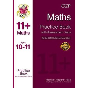 11+ MATHS PRACTICE BOOK WITH ASSESSMENT