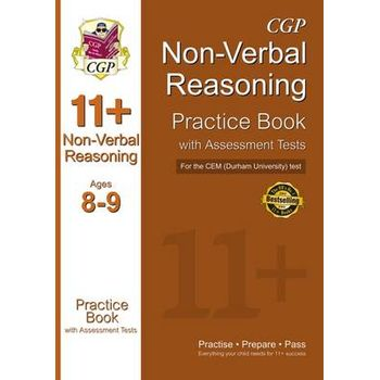 11+ NON-VERBAL REASONING PRACTICE BOOK W