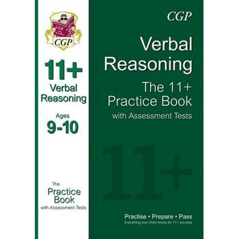 11+ VERBAL REASONING PRACTICE BOOK WITH