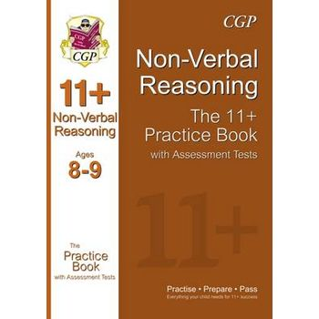 11+ NONVERBAL REASONING PRACTICE BOOK WI