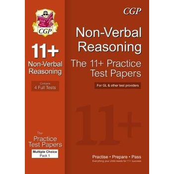 11+ NONVERBAL REASONING PRACTICE TEST PA