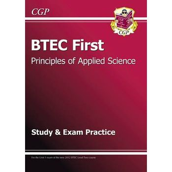 BTEC FIRST IN PRINCIPLES OF APPLIED SCIE