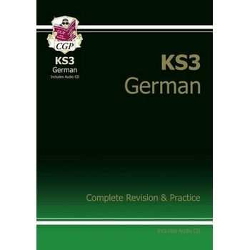 KS3 GERMAN COMPLETE REVISION & PRACTICE