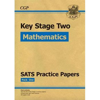 KS2 MATHS SATS PRACTICE PAPERS – SET 1