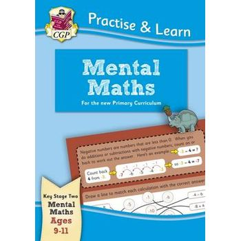 PRACTISE & LEARN: MENTAL MATHS (AGES 9-1