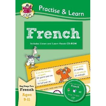 PRACTISE & LEARN: FRENCH (AGES 9-11) – W
