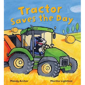 TRACTOR SAVES THE DAY