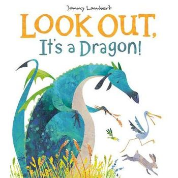 LOOK OUT ITS A DRAGON!