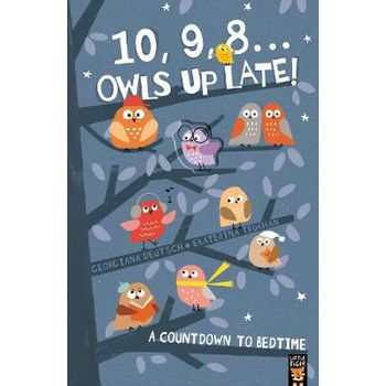 10, 9, 8 … OWLS UP LATE!: A COUNTDOWN