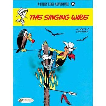 Lucky Luke Singing Wire v. 35