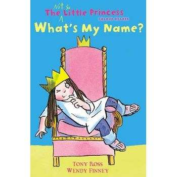 NOT SO LITTLE PRINCESS: WHATS MY NAME?