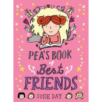 PEAS BOOK OF BEST FRIENDS