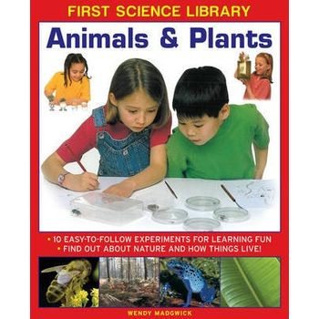 FIRST SCIENCE LIBRARY: ANIMALS & PLANTS