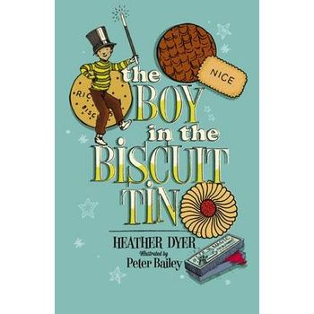 BOY IN THE BISCUIT TIN