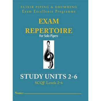 EXAM REPERTOIRE FOR SOLO PIPERS: STUDY U