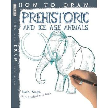 HOW TO DRAW PREHISTORIC AND ICE AGE ANIM