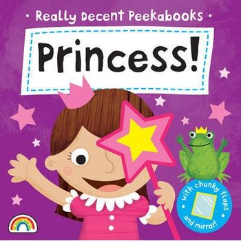 PEEKABOOKS – PRINCESS