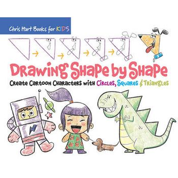 DRAWING SHAPE BY SHAPE