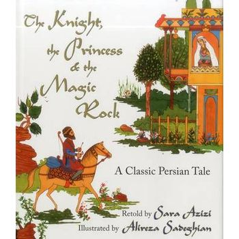 KNIGHT, THE PRINCESS, AND THE MAGIC ROCK