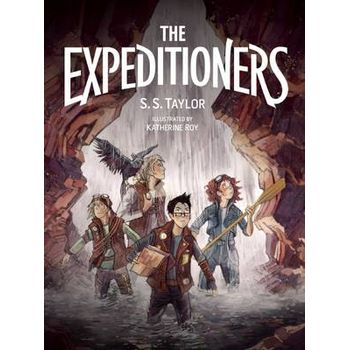 EXPEDITIONERS AND THE TREASURE OF DROWNE