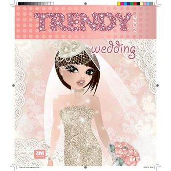 Trendy Model Wedding
