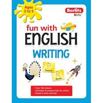 BERLITZ LANGUAGE: FUN WITH ENGLISH: WRIT