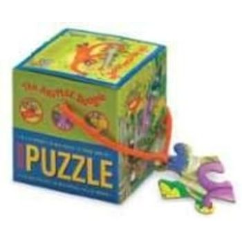 Animal Boogie Jigsaw Puzzle