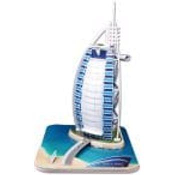 3D Παζλ Burj Al Arab Dubai 44 Κομμάτια)