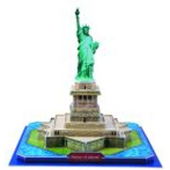 3D Παζλ Statue of Liberty New York (39 Κομμάτια)
