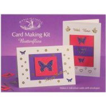 Δημιουργία Καρτών με Πεταλούδες
