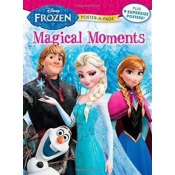 DISNEY FROZEN POSTER?A?PAGE