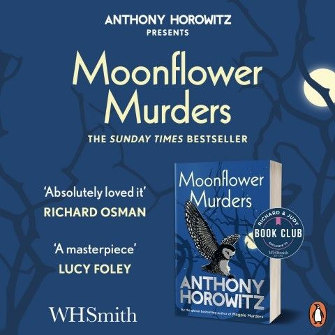 MOONFLOWER MURDERS – is out in paperback  today!