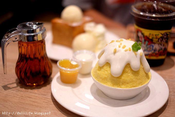 [曼谷。食]*Terminal 21店*泰國連鎖超高人氣甜點店*After You dessert Cafe