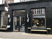 倫敦:誤打誤撞的藝術 X 工業風咖啡館@Timberyard
