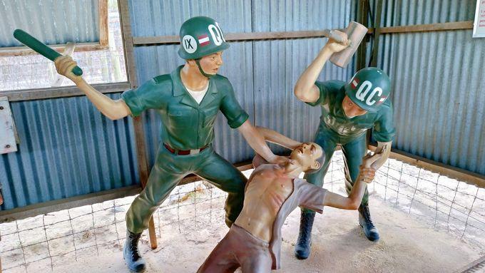【越南 | 富國島】 越戰黑獄斷腸歌 富國島監獄歷史園區