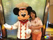 【食。迪士尼】✧✦把自己的童心帶到這奇妙的地方◕‿◕跟米奇廚師吃晚餐✧✦