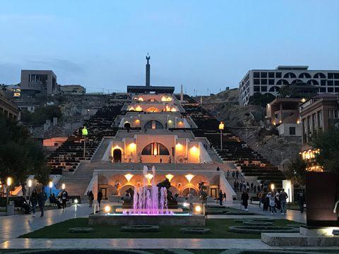 Yerevan 葉里溫市內觀光
