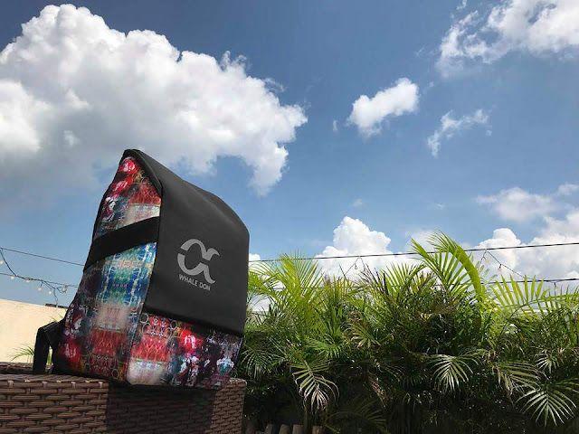 香港網店獨家發售:台灣 WHALE DON 背包試用分享 主打 6 小時保溫功能好勁