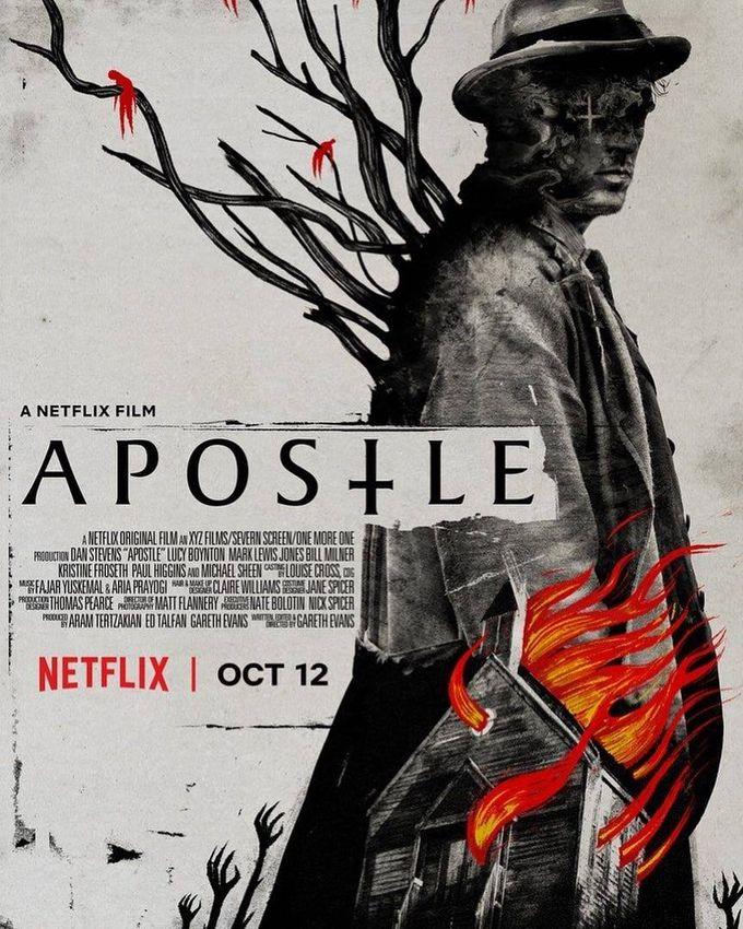 【電影介紹】Netflix動作驚悚片《使徒 / Apostle》