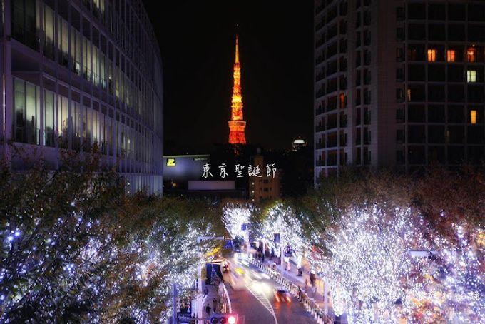 奏會去東京浪漫聖誕節