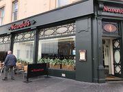 蘇格蘭:Nando's日與夜