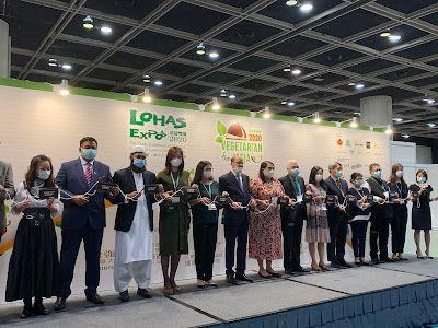 樂活博覽暨亞洲素食展2020 (一)