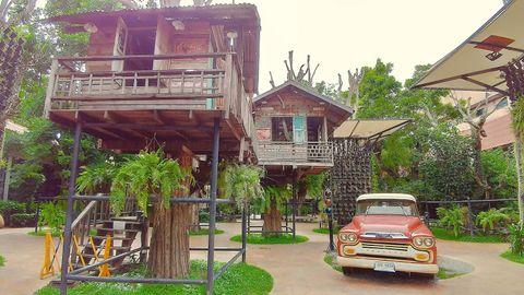 【曼谷】 懷舊可樂博物館園區 Baan Bangkhen