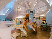 [食評.咖啡廳] 少女心旋轉木馬 Cafe Paradise