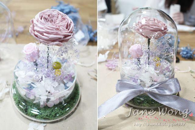 【工作坊】玫瑰玫瑰我愛你🌸2book x bonart x U lifestyle🌸保鮮花工作坊