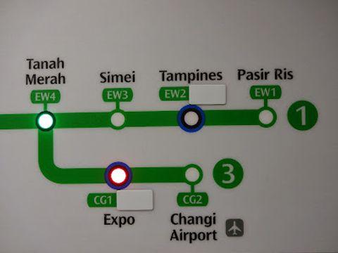星加坡遊:星加坡渣打馬拉松