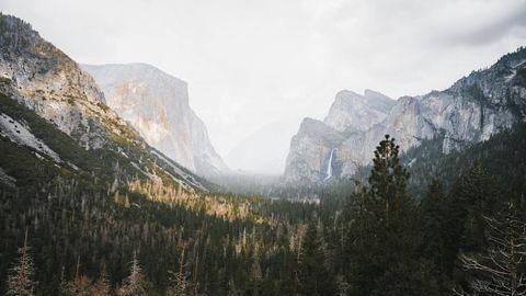 【美國】優勝美地國家公園 Yosemite|一日自駕景點路線