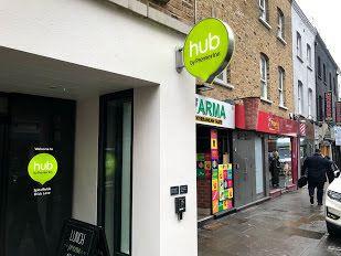 倫敦:住在Brick Lane@Hub by Premier Inn London Spitalfields